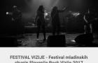 Festival mladinskih skupin Slovenije – Rock vizije 2017