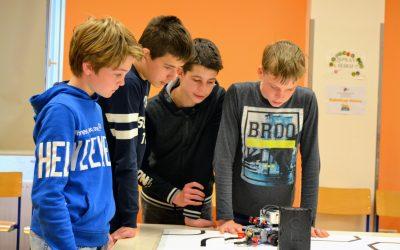 Regijsko robotsko tekmovanje ROBObum 2018