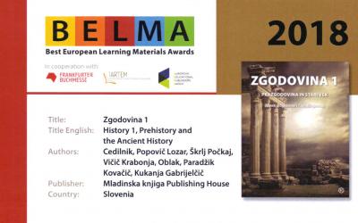 Soavtorica mednarodno nagrajenega učbenika je profesorica Gimnazije Ilirska Bistrica