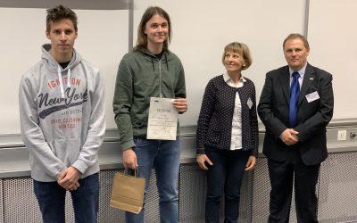 2. mesto na državnem tekmovanju v robotiki ROBObum 2019