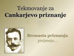 Letošnji dobitniki bronastega Cankarjevega priznanja