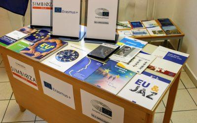 Projekt Šola ambasadorka Evropskega parlamenta (EPAS) – EU kotiček