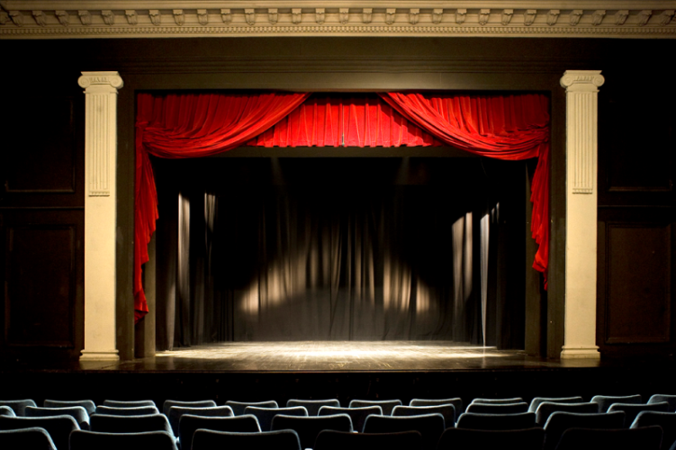 Gledališke delavnice (dramski krožek) na Gimnaziji Ilirska Bistrica