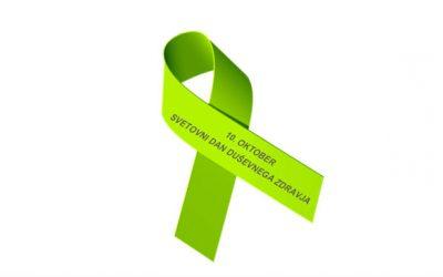10. oktober – svetovni dan duševnega zdravja